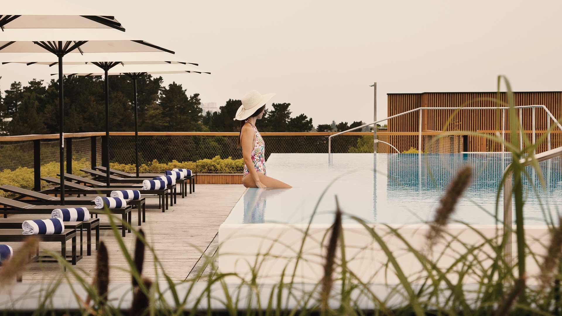 piscina hotel arima