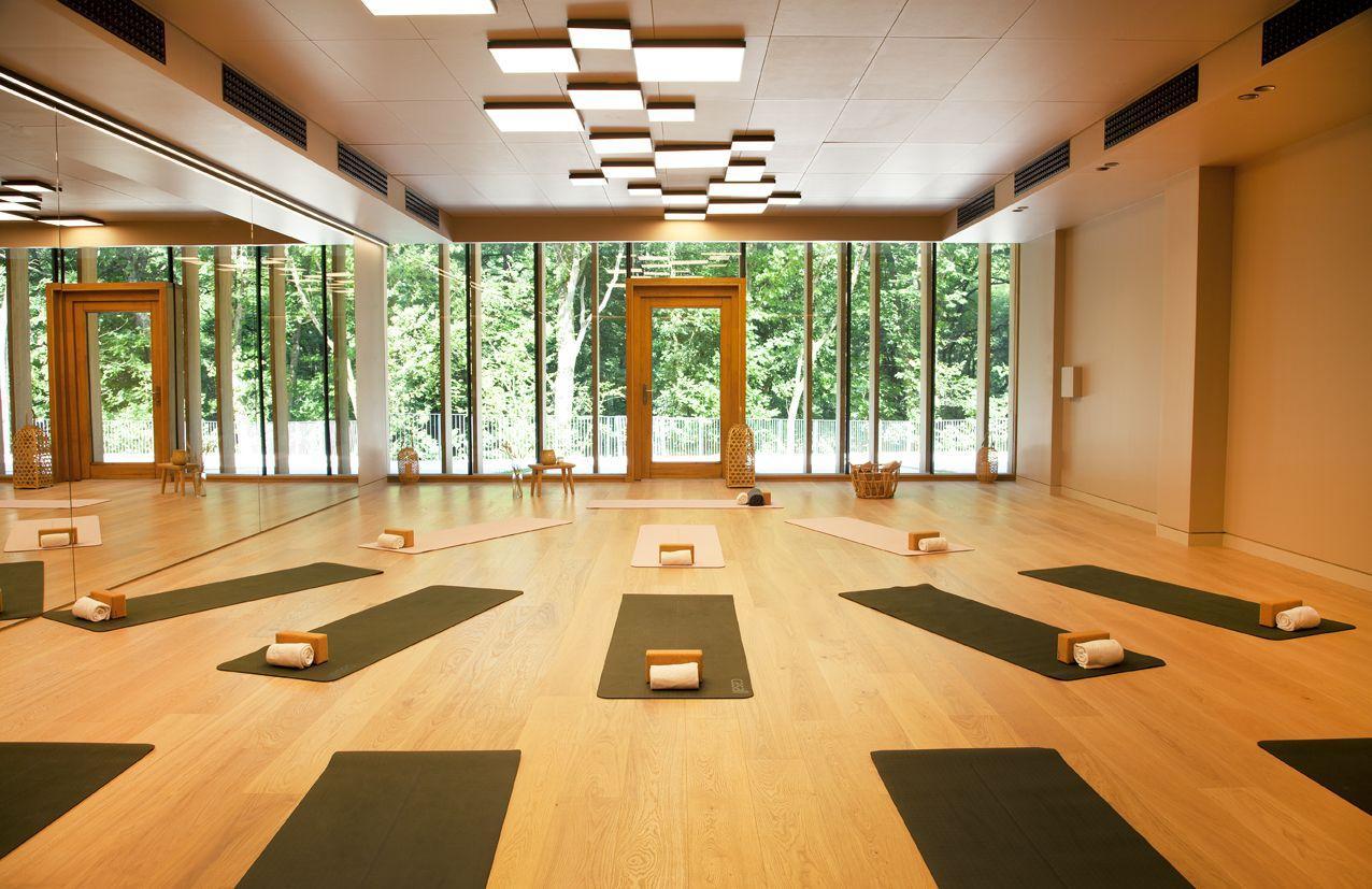 foresta wellness yoga